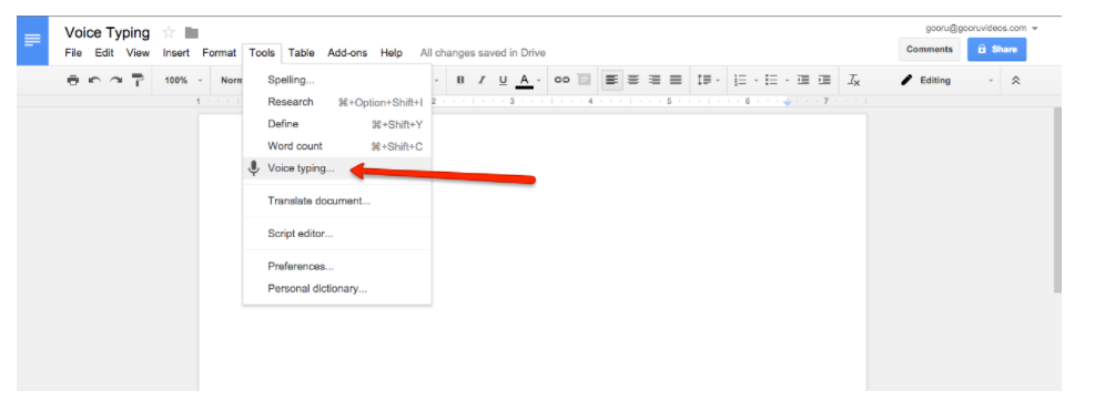 3 Strange Things to Do in Google Docs that are Super Useful