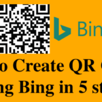 How to Create QR Codes Using Bing in 5 steps